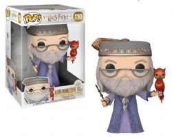 HARRY POTTER -  POP! VINYL FIGURE OF ALBUS DUMBLEDORE (WITH FAWKES) (10 INCH) 110