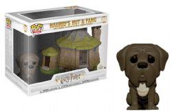 HARRY POTTER -  POP! VINYL FIGURE OF HAGRID'S HUT AND FANG (7.5 INCH) 08