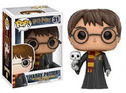 HARRY POTTER -  POP! VINYL FIGURE OF HARRY POTTER (WITH HEDWIG) (4 INCH) 31