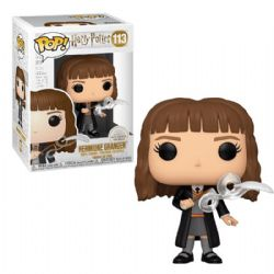 HARRY POTTER -  POP! VINYL FIGURE OF HERMIONE GRANGER WITH FEATHER (4 INCH) 113
