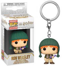 HARRY POTTER -  POP! VINYL KEYCHAIN OF RON WEASLEY (2 INCH)