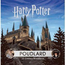 HARRY POTTER -  POUDLARD: LE CARNET MAGIQUE
