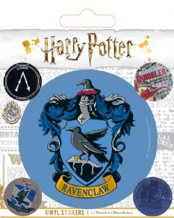 HARRY POTTER -  RAVENCLAW - STICKERS