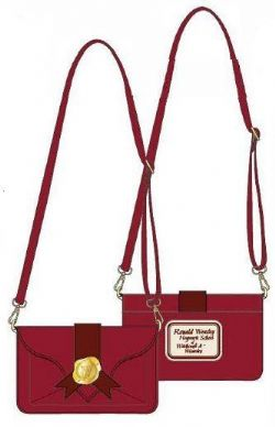 HARRY POTTER -  RON HOWLER MAIL CROSSBODY BAG -  LOUNGEFLY