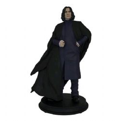 HARRY POTTER -  SEVERUS SNAPE POLYSTONE STATUE (8INCHES)