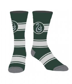 HARRY POTTER -  SLYTHERIN - PAIR OF SOCKS (10-13)