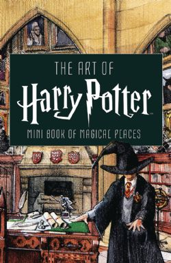 HARRY POTTER -  THE ART OF HARRY POTTER MINI HC