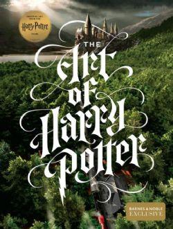 HARRY POTTER -  THE ART OF HARRY POTTER