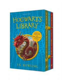 HARRY POTTER -  THE HOGWARTS LIBRARY BOX SET HC