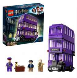 HARRY POTTER -  THE KNIGHT BUS (403 PIECES) 75957