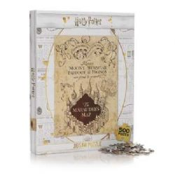 HARRY POTTER -  THE MARAUDER'S MAP (500 PIECES)