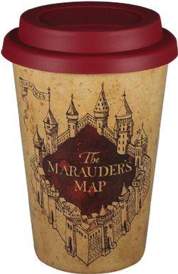 HARRY POTTER -  TRAVEL MUG -  MARAUDER'S MAP
