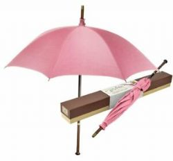 HARRY POTTER -  UMBRELLA WAND - PROP REPLICA -  HAGRID