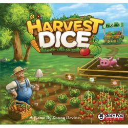 HARVEST DICE (FRENCH)