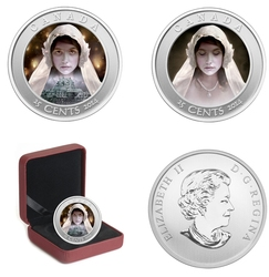 HAUNTED CANADA -  GHOST BRIDE -  2014 CANADIAN COINS 01