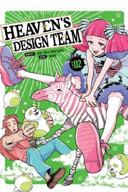HEAVEN'S DESIGN TEAM -  (ENGLISH V.) 02