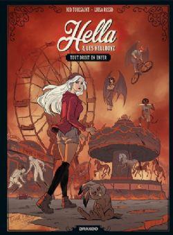 HELLA ET LES HELLBOYZ -  TOUT DROIT EN ENFER 01