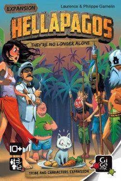 HELLAPAGOS -  THEY'RE NO LONGER ALONE (ENGLISH)