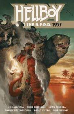 HELLBOY -  1955 TP -  HELLBOY AND THE BPRD