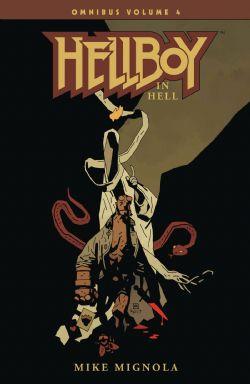 HELLBOY -  HELLBOY IN HELL TP -  HELLBOY OMNIBUS 04