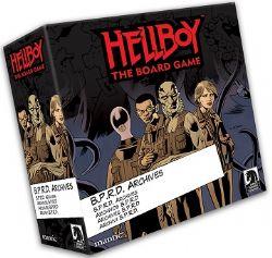 HELLBOY : THE BOARD GAME -  B.P.R.D. (ENGLISH)