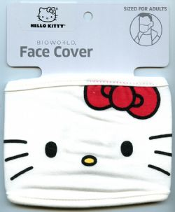 HELLO KITTY -  FACE MASK
