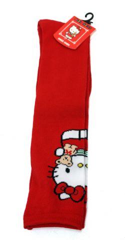 HELLO KITTY -  KNEE HIGH SOCKS - RED