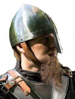 HELMETS -  NORMAN NASAL POLISHED
