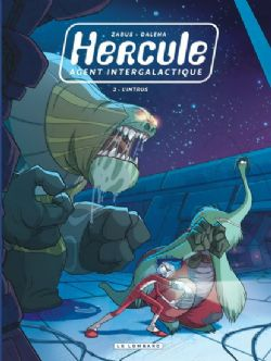 HERCULE: AGENT INTERGALACTIQUE -  L'INTRUS 01