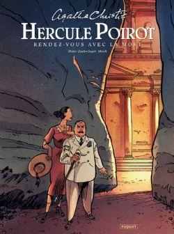 HERCULE POIROT -  RENDEZ-VOUS AVEC LA MORT