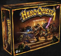 HERO QUEST (ENGLISH)