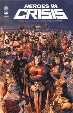 HEROES IN CRISIS -  (FRENCH V.)