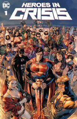 HEROES IN CRISIS -  HEROES IN CRISIS #1