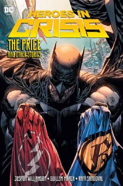 HEROES IN CRISIS -  THE PRICE & OTHER TALES TP