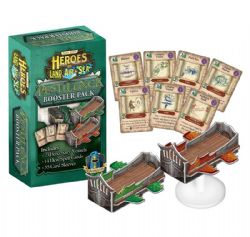 HEROES OF LAND, AIR AND SEA -  PESTILENCE BOOSTER PACK(ENGLISH)