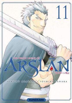HEROIC LEGEND OF ARSLAN, THE -  (FRENCH V.) 11