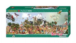 HEYE -  AT THE BEACH (2000 PIECES) -  LIFE! STYLE!