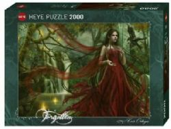 HEYE -  NEW RED (2000 PIECES) -  FORGOTTEN