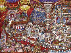 HEYE -  PATISSERIE (1500 PIECES) -  BERMAN