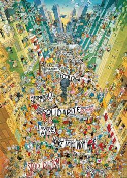 HEYE -  PROTEST (2000 PIECES) -  DEGANO