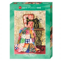 HEYE -  QUILT (1000 PIECES) -  LOVELY TIMES