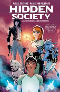 HIDDEN SOCIETY -  TP