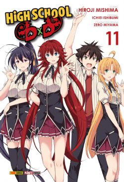 HIGHSCHOOL DXD 11