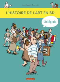 HISTOIRE DE L'ART EN BD, L' -  L'INTÉGRALE