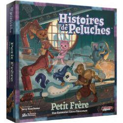 HISTOIRES DE PELUCHES -  PETIT FRÈRE (FRENCH)