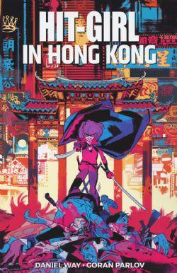 HIT-GIRL -  IN HONG KONG TP 05
