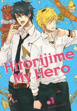 HITORIJIME MY HERO -  (ENGLISH V.) 01