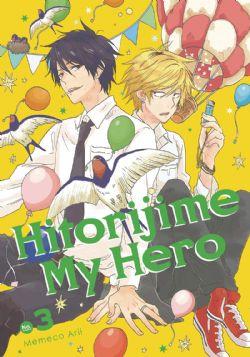 HITORIJIME MY HERO -  (ENGLISH V.) 03