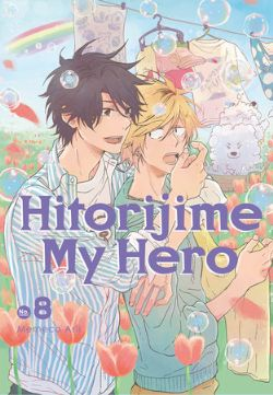 HITORIJIME MY HERO -  (ENGLISH V.) 08