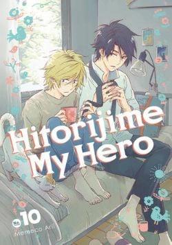 HITORIJIME MY HERO -  (ENGLISH V.) 10